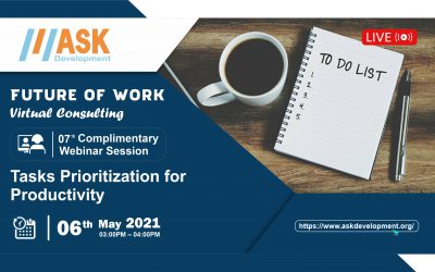 Task Prioritization for Productivity
